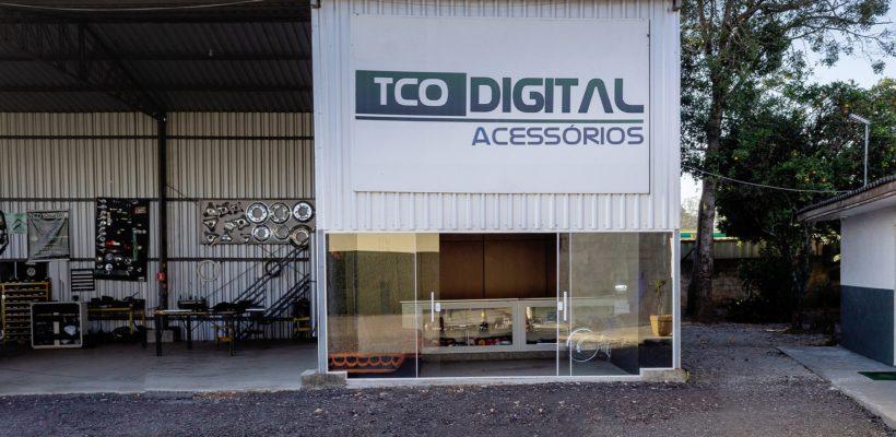 Acessórios para Caminhões - TCO Digital